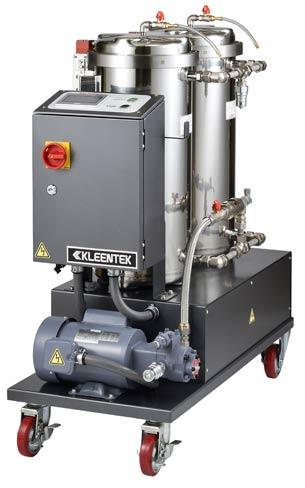 Electrostatic Liquid Cleaner (ELC)